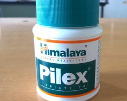 Pilex for hemorrhoids