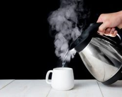 hot water benefits for cold and cough